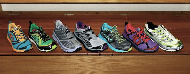 Montrail Running Shoes